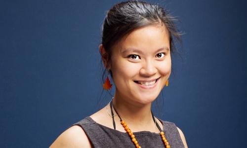 Trang Nguyen. Photo courtesy of Trang Nguyen
