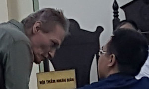 Hanoi jails German man for sex with minor boy