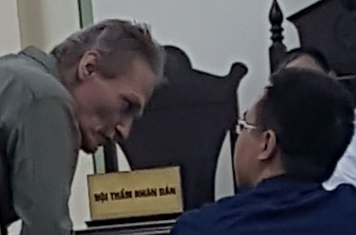 Hanoi jails German man for sex with minor boy