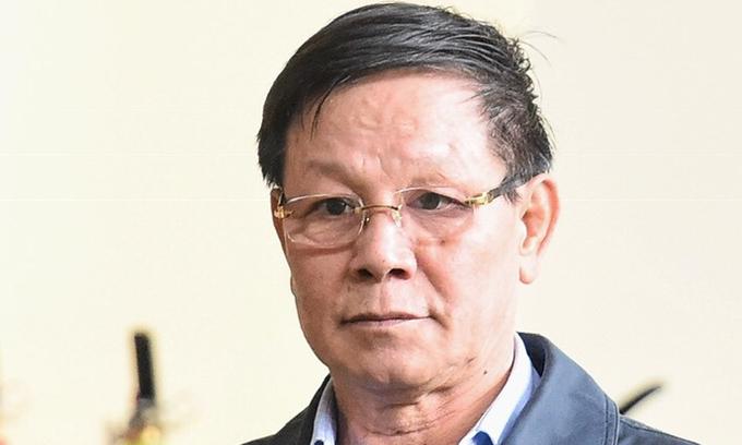Vietnam's ex top cop gets nine-year jail term in gambling case