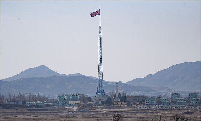 North Korean soldier defects across border: South's military