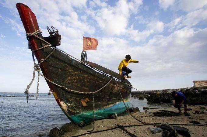 Vietnamese fishermen admit to illegal fishing in Malaysian waters