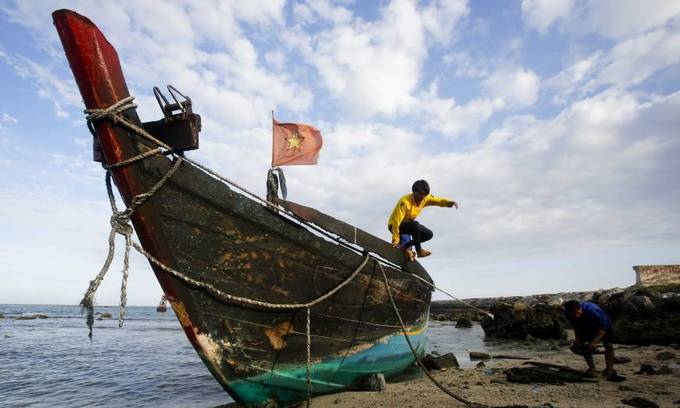 Vietnamese fishermen admit to illegal fishing in Malaysian waters
