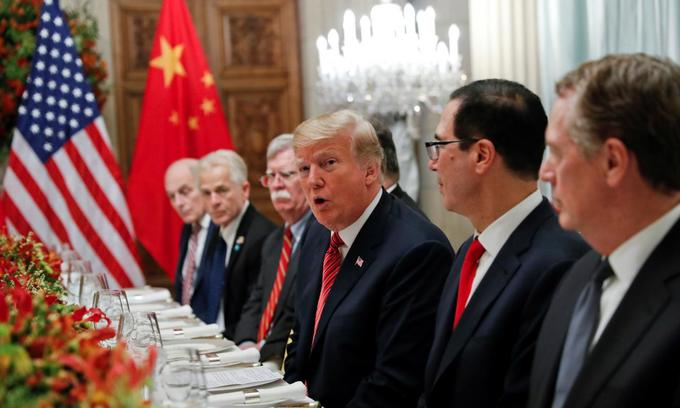 US, China declare 90-day halt to new tariffs, White House says