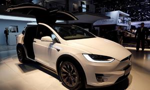 Trump says China to cut tariffs on US-made cars in potential lift for Tesla, BMW