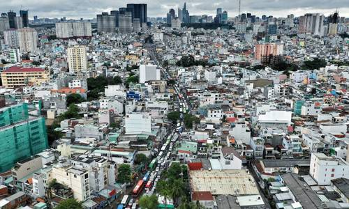 Saigon plans to ease its density, here's how