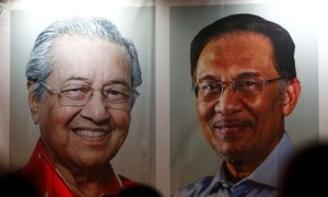 In 'new Malaysia', race continues to cast a long shadow