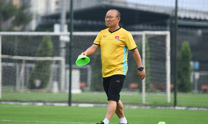 Documentary on Vietnam's football coach to hit big screens