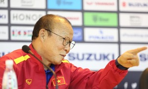 AFF Cup: Take nothing for granted, coach tells Vietnamese team