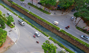 Formula 1 makeover: Hanoi to fill up channels, widen road