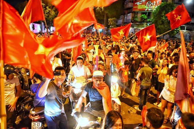 Hanoi deploys 1,000 plus police force for Vietnam-Philippines clash