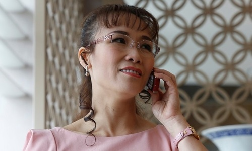 Vietjet CEO climbs Forbes list of World's Most Powerful Women