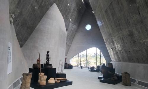 Inside Vietnam's brand-new coffee museum
