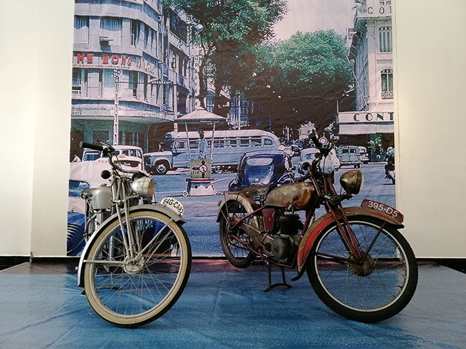 Everyday objects bring back a bygone Saigon - 2