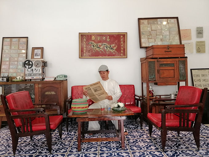 Everyday objects bring back a bygone Saigon
