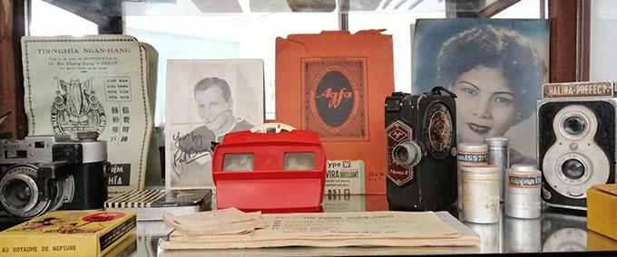 Everyday objects bring back a bygone Saigon - 5