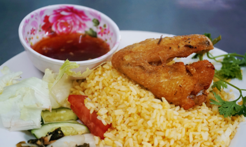 How do you like your rice fried? 20 options await