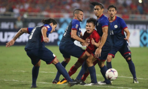 Memorable moments, Vietnam vs. Philippines