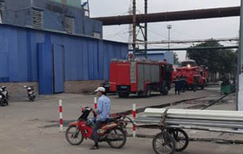 Steel plant explosion kills two workers, injures 10 in Vietnam