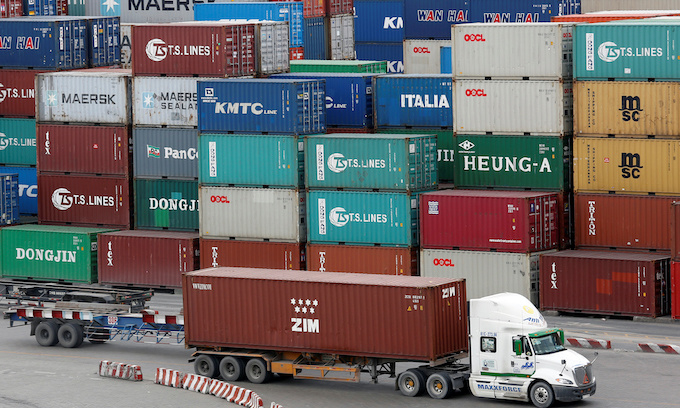 Small sized firms limiting Vietnam's logistics potential