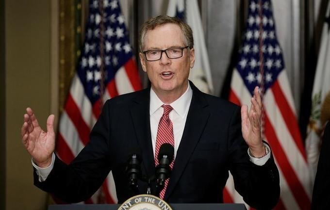 US says March 1 'hard deadline' for trade deal with China