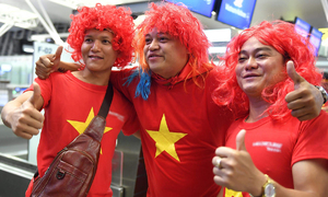 AFF Cup: Football frenzy as Vietnamese fans flock to Malaysia