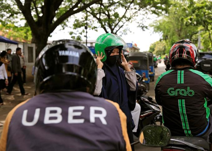 Grab's Uber takeover violated Vietnam's competition law