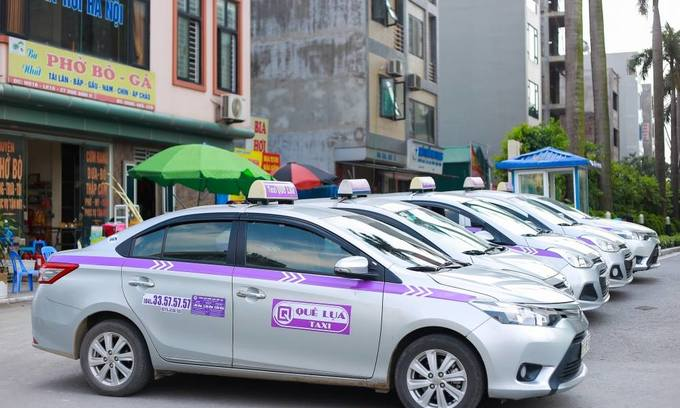 17 taxi firms team up to Grab their share back
