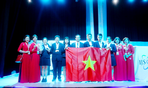Vietnamese students register best ever science Olympiad performance