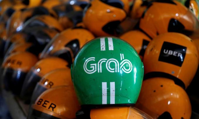 Grab says Uber deal 'no breach of competition laws'