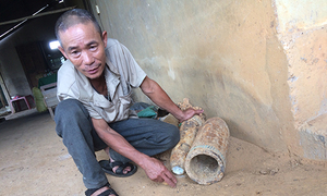 Central Vietnam's deadly legacy provides a livelihood to many