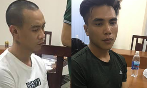 Two men arrested in Saigon with 19 kilos of meth