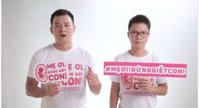 Anti-abortion campaign slammed as sexist, moralist in Vietnam