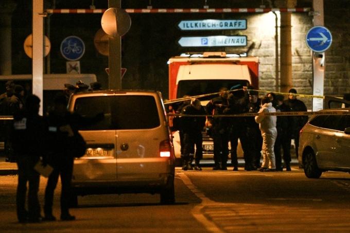 French police kill Strasbourg Christmas market gunman