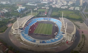 This is where AFF Cup final match will be held