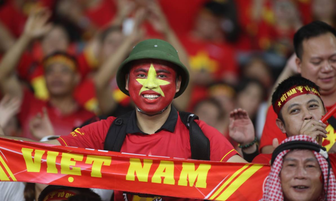 Google confirms Vietnam's biggest love is football