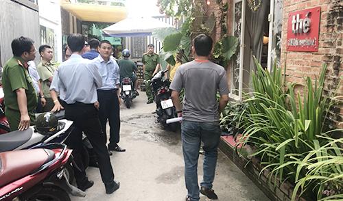Police raid Saigon salon, catch men in orgy