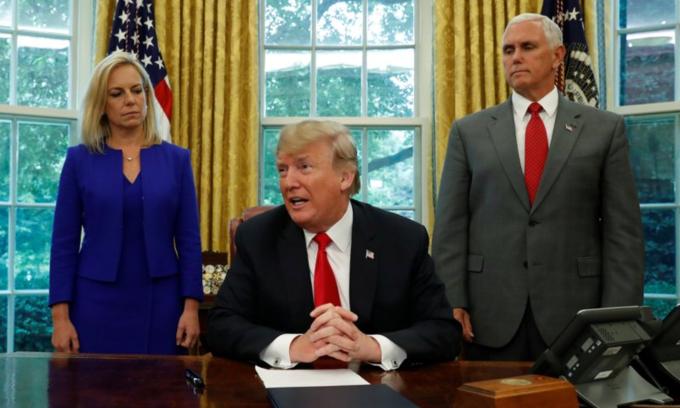 Trump move on Vietnamese immigrants 'despicable'