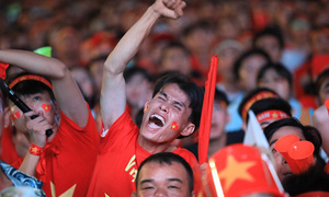 Vietnam goes into raptures as AFF Cup comes home
