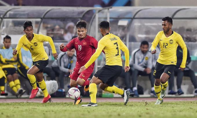 Vietnamese midfielder is best player of AFF Suzuki Cup 2018
