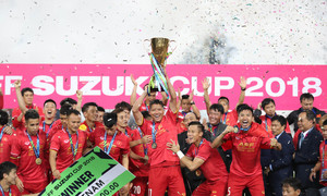 AFF final highlights: Vietnam brings home championship title