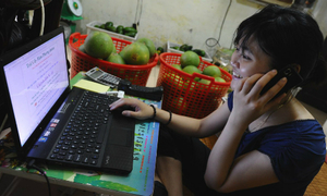 Almost all Vietnamese internet users shop online
