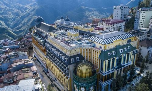 Sun Group opens stunning Bill Bensley-designed, five-star hotel in Sapa