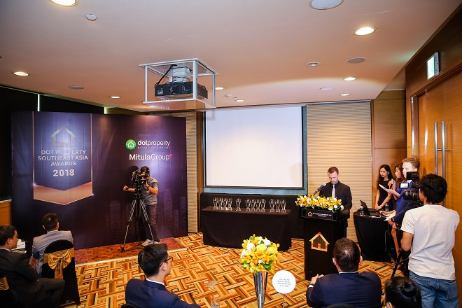 The special media ceremony held at the InterContinental Saigon in Ho Chi Minh City