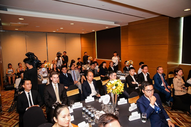 Many business leaders representing developers, projects and agencies join the event.