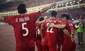 Unforgettable: Vietnam's AFF Cup 2018 journey