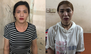 Two men disguised as women rob Canadian tourist in HCMC, caught by police