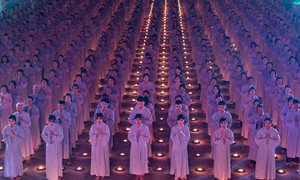 'Buddhist prayers' by Vietnamese lensman one the best shots of the year: NatGeo