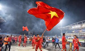 South Korean leader hails Vietnam AFF Cup victory