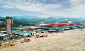 $330mln private airport in northern Vietnam ready to go